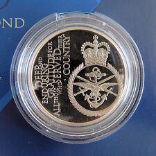 ALDERNEY 2012 Giubileo di Diamante Corona a Prova Di £ 5-Confezione di Presentazione/COA
