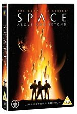 SPACE ABOVE AND BEYOND (1995-1996): COMPLETE TV Series Seasons NEW UK DVD not US