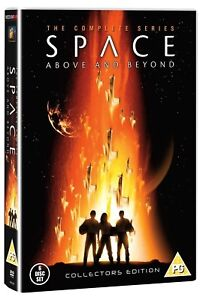 SPACE ABOVE AND BEYOND (1995-1996) COMPLETE TV Series Seasons NEW Rg2 DVD sp