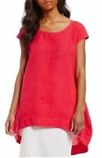 Bryn Walker Light Weight Linen Any Tunic Joy Pink S NWT $128