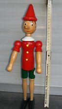 Holzspielzeug gebraucht Pinocchio