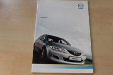 75656) Mazda 6 Prospekt 07/2004