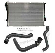 For BMW E39 M5 E52 Z8 Radiator Lower Return & Upper Supply Coolant Hoses Kit
