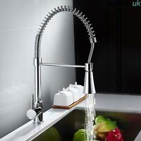 Bathroom Kitchen shower faucet Sink Pull Out Taps Basin Mixer Spray Chrome Brass