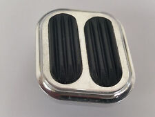 Universal Billet Dimmer Switch Cover  W/ Rubber Inserts Hot Rod Rat Rod Custom