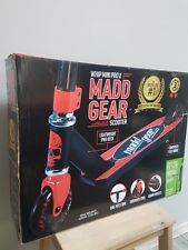 Madd Gear whip mini pro x recommend for ages 4+