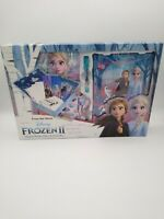 Disney Frozen 2- Magical Wishes Diary & Secret Box - Elsa and Anna