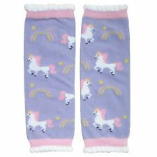 Hugglugs Girls Magical Unicorn Legwarmers in Baby and Toddler Sizes New
