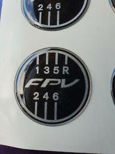 Fpv  6 Speed Manual gear knob   gel  Domes rspec