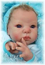 REBORN BABY BOY *DEMITRI* BY ADRIE STOETE - REBORN ARTISTRY BY PATRICIA DEDO