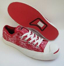 New listing Converse All Star Jack Purcell (Product Red) Sneakers Trainers Shoes Size UK 4.5