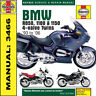 BMW R850 R1100 R1150 1993-2006 Haynes Manual 3466 NEW