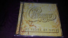CD Chicago / 25 Years of Gold - Album 1995
