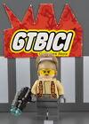 LEGO STAR WARS MINI-FIGURINE `` RESISTANCE TROOPER ´´ Réf 75131 100X100 ORIGINAL