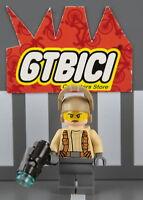 LEGO STAR WARS MINIFIGURA  `` RESISTANCE TROOPER ´´  Ref 75131  100X100 ORIGINAL