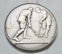 British Army Northern Command UK Vintage 1950's Hockey Medal