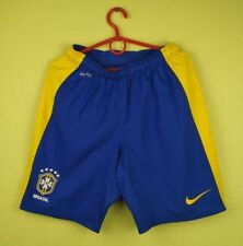 Brazil Shorts soccer football official nike size S