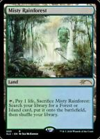 MtG Misty Rainforest Secret Lair Ultimate Edition NM Near Mint Rare Fetch Land