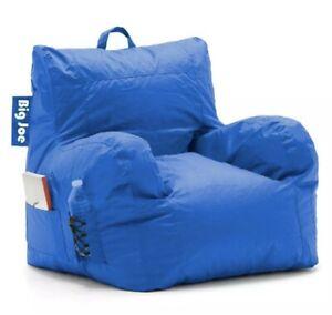 Xl Big Joe Dorm Room Bean Bag Chair Gaming Comfort For Kids Adult Dorm Seat New