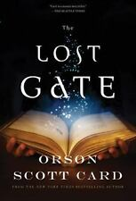 Mither Mages: The Lost Gate 1 by Orson Scott Card (2011, Hardcover)