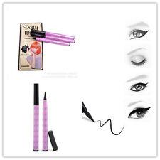 Popular Cute Dolly Wink Liquid Eyeliner Pencil Deep Black Color Makeup Pro Tool