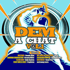 Dem a Chat 1 2007 by Dem a Chat - Disc Only No Case