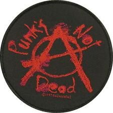 Punk's Not Dead écusson/patch