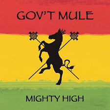 Mighty High by Gov't Mule (CD, Oct-2007, Red Ink Records (USA))