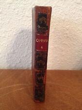 Antique 1745 P. Ovidii Opera Quae Exant Volume IV 4