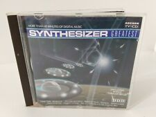 Synthesizer Greatest CD 1989, Equinoxe, Hymne, Tubular Bells and many more.
