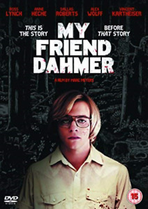My Friend Dahmer DVD NUOVO
