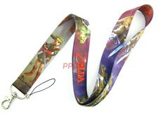 Lot 10 Pcs Zelda Lanyards Cell Phone PDA Key ID Strap Charms H204