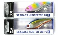 fishing lures Daiwa Seabass Hunter VIB 70S