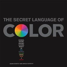 The Secret Language of Color book SOFTCOVER 2013 NEW