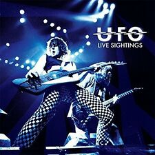 UFO - Live Sightings [New CD]