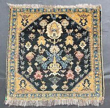 Antique Khamseh bag face rug,Great Color,Beautiful Saddle bag,Rare fine Handart