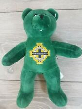 Official Football Irish Mini Bear Beanie Bear Soft Toy Plush Kids Gift A561-1