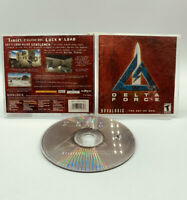 Delta Force - PC CD-ROM Game - FPS Shooter Complete In Case With CD Key WINDOWS