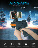 AR GAME GUN SMART PHONE BLUETOOTH REALITY SHOOTING EXPERIENCE GAME GUN DZ-822