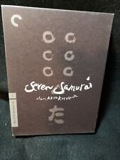 (Dvd) Seven Samurai / The Criterion Collection