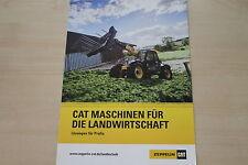 159202) Cat Zeppelin Landmaschinen Prospekt 201?