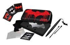 Batman Dark Knight 12Pcs Starter Set EVA Case For Nintendo 3DS/DSi/DS lite