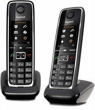 Gigaset C530HX Duo Schnurlostelefon - Schwarz