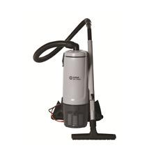 Rucksacksauger Industriestaubsauger inkl.10 Vliestüten Cleancraft flexCAT 104