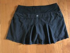 GAP FIT Body Black Workout Skirt Skort Spandex Yoga Athletic Exercise Sz XS