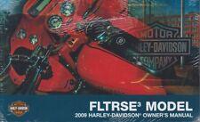 2009 Harley FLTRSE3 CVO Road Glide Owner's Owners Owner Manual Guide 99577-09