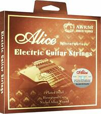 Guitar Strings for Electric Guitar Gold-Plated Ball-End Plated Steel String