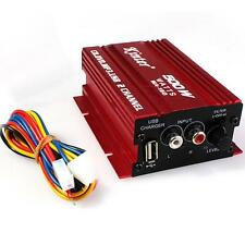 Kinter MA-150 12V 2CH  Digital Stereo Amplifier Car Motorcycle USB MP3 SPl