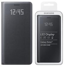 Etui LED View FLIP Officielle pour Samsung Galaxy Note7 EF-NN930