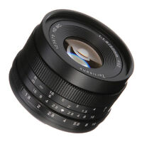 Manual Focus 50mm F/1.8 Fixed Camera Lens for Sony E-mount NEX3/5/6/7/5t/5r/5c